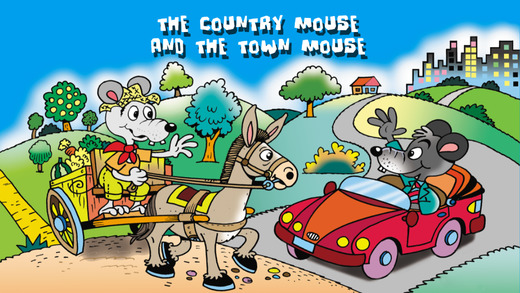 Country Mouse and Town Mouse