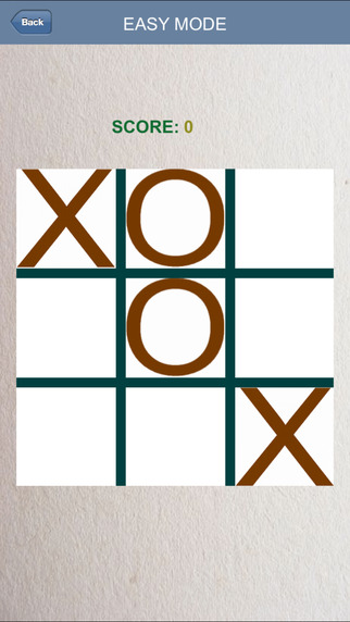 XOX: Tic Tac Toe Game