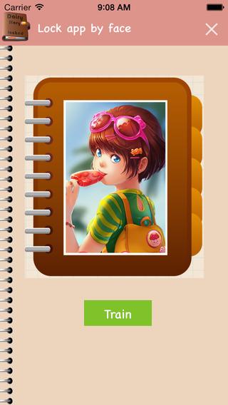 Diary Locked