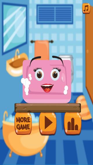 A Cute Jumping Soap-suds Escape Craze – Fast Toilet-te Flush Survival Bounce Mania