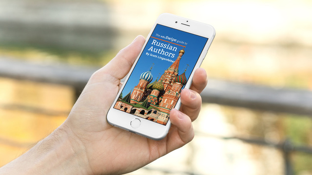 Russian Authors: The eduSwipe Guide by Scott Lingenfelter
