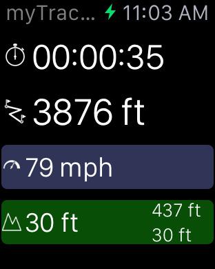 myTracks - The GPS-Logger iPhone Screenshot 6