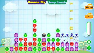 Screenshot 1 Bird War: Matching three game