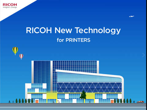 RICOH New Technology for PRINTERS