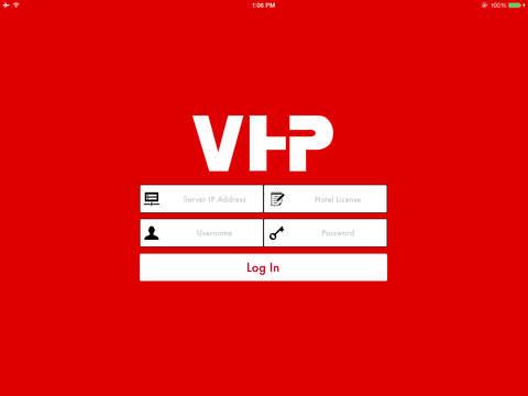 VHP Check In