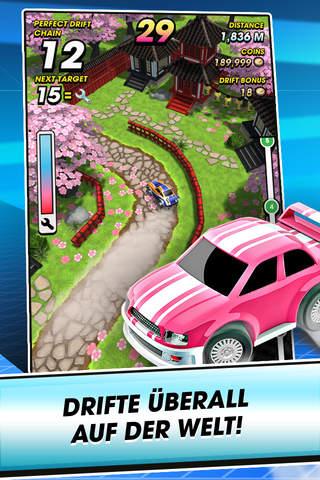 Mega Drift screenshot 1