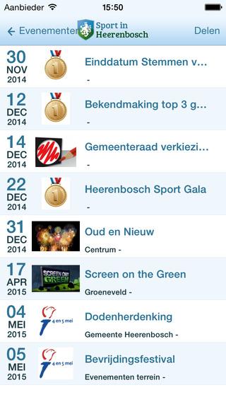 Sport in Heerenbosch