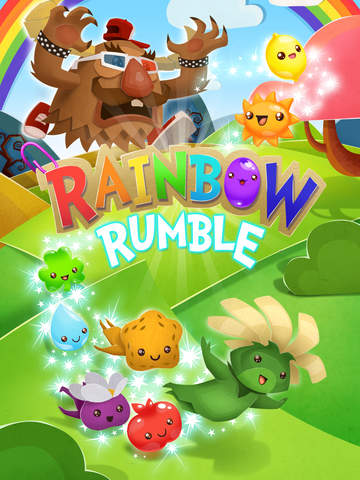 Игра Rainbow Rumble