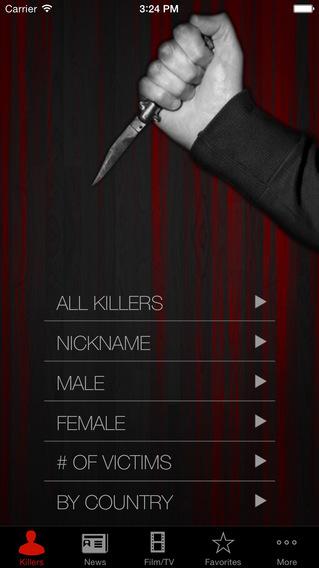 Serial Killer Murder Library