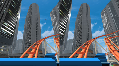 VR Roller Coaster screenshot 4