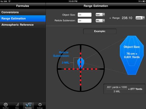ShotPlot iPad Screenshot 5