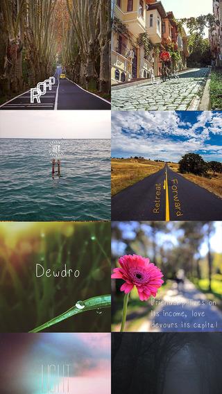 Fontgraphy - 为照片添加艺术字[iOS]丨反斗限免