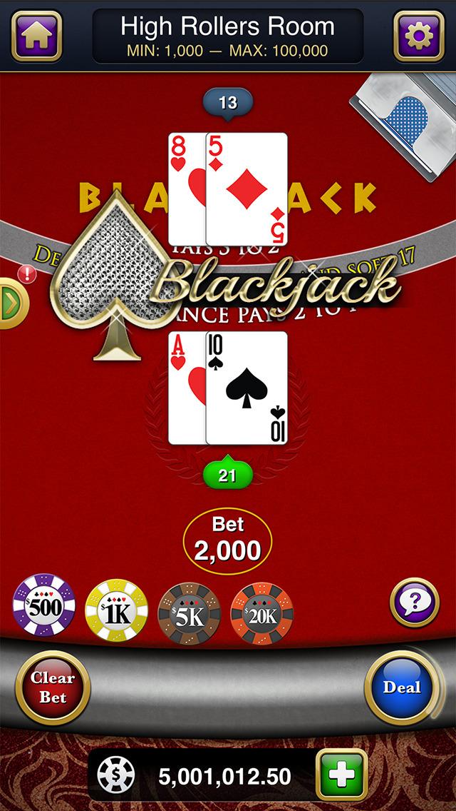 blackjack download