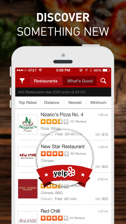 EAT24 Order Food Delivery & Takeout - iPhone Mobile Analytics and App Store Data