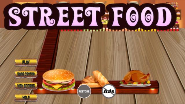 Street Food - Restaurant Maker Story