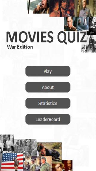 War Movies Quiz