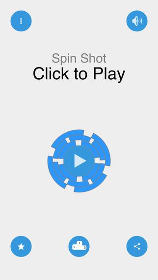 Spin Shot - Shoot the Circle