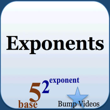 Exponents-introduction LOGO-APP點子