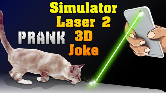 Simulator Laser 2 3D Joke