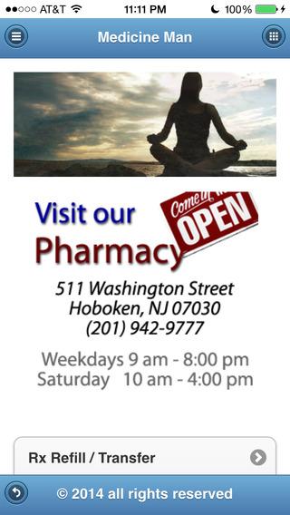 Medicine Man Pharmacy