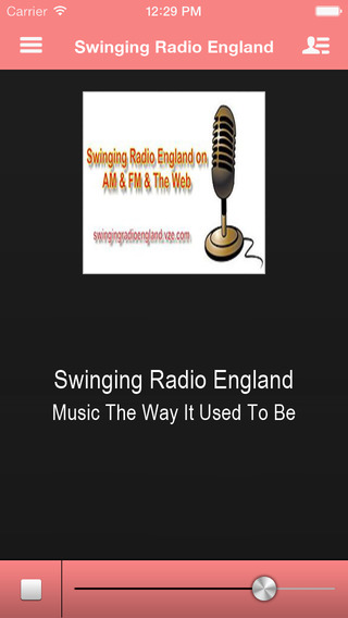 Swinging Radio England
