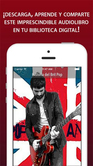 Historia del Brit Pop