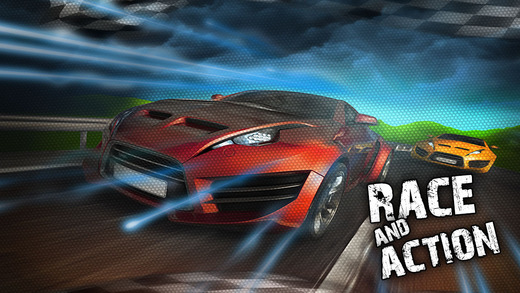 Rapid Racing Frenzy Pro - Best Car Race Game