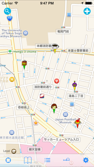 My Restaurant Map