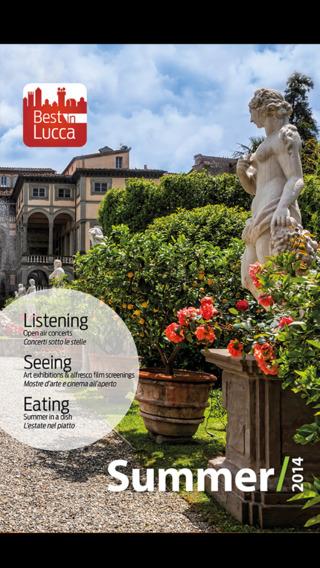免費旅遊App|Best in Lucca|阿達玩APP