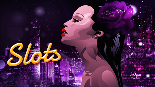 Pretty Woman Slots - Brunette High Roller Casino Night to Bet and Win Big