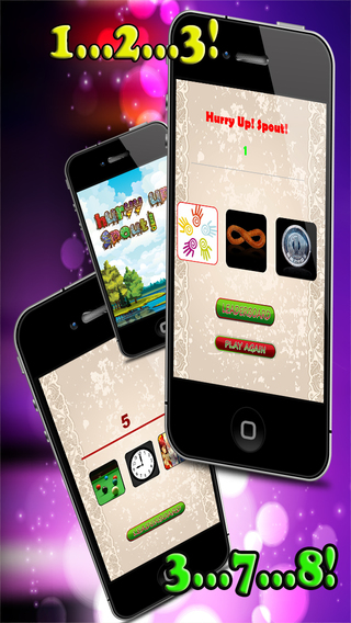 Hurry Up Spout Pro- Fast Put In Order The 2 Dots Make Them Fall Puzzle Free