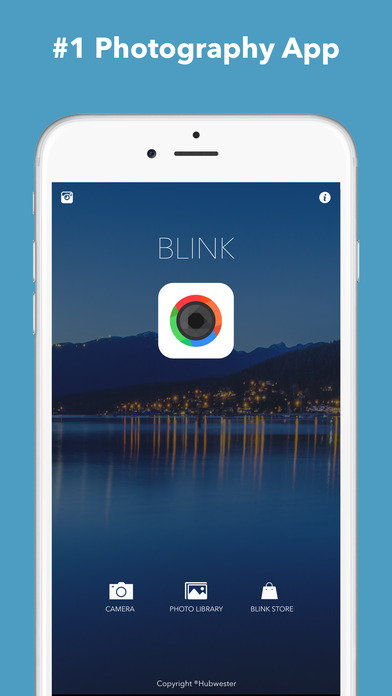 BLINK - Photo Editor For Instagram Screenshots