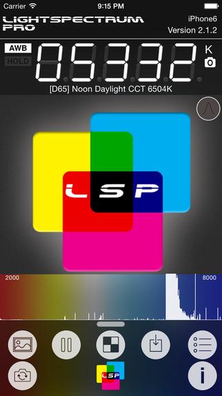 LightSpectrum Pro