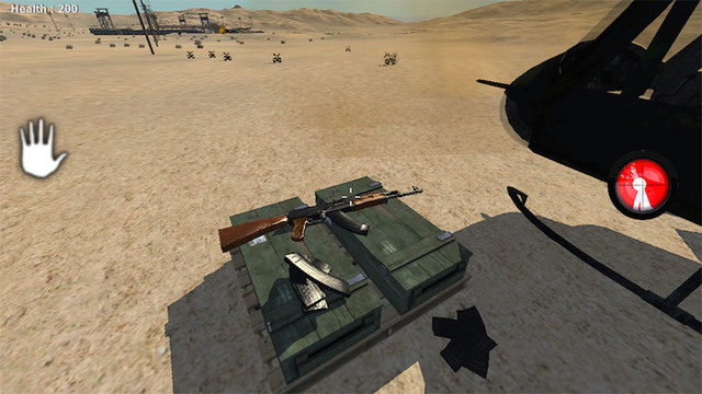Desert Commando Battle