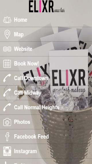 Elixr Wax Bar