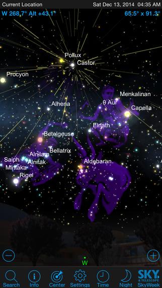 《抬头看星星 星海遨游:SkySafari 4 [iOS]》