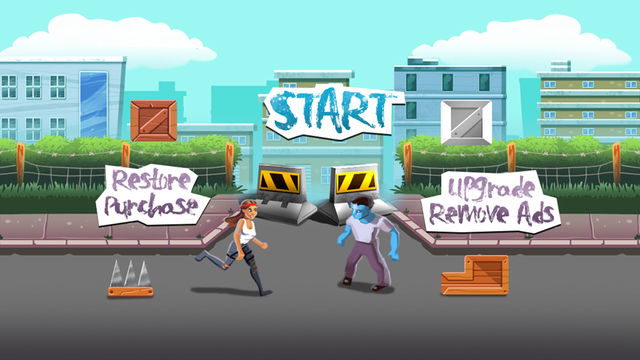 Zombie Street - Strategy Defence World Arcade