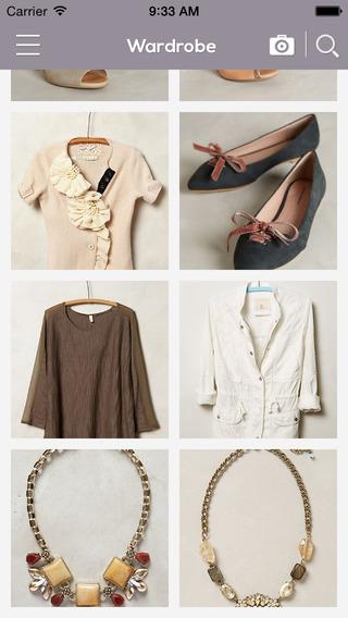 Pureple - Free Closet Assistant Stylebook Stylish Fashion Clothes