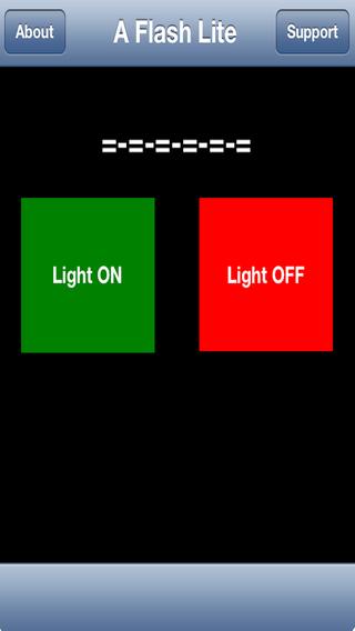 A Flash Light