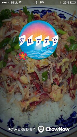 Rutt's Hawaiian Cafe