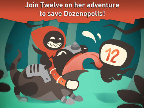 Twelve a Dozen-ipad-1