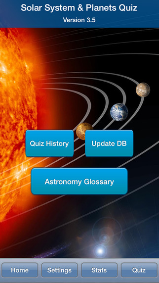 Space : Solar System Planets Quiz