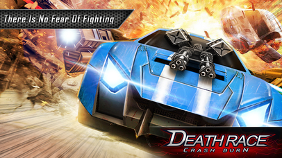 Death Race:Crash Burn screenshot 1