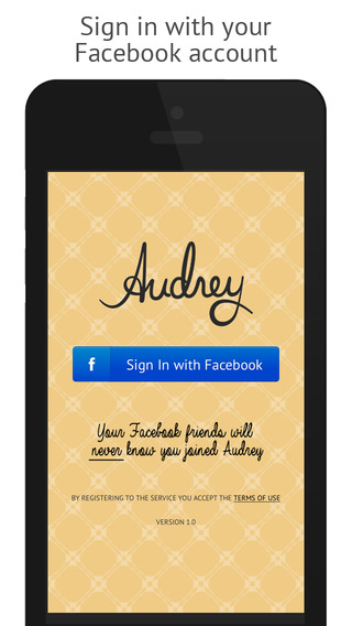 Audrey Dating