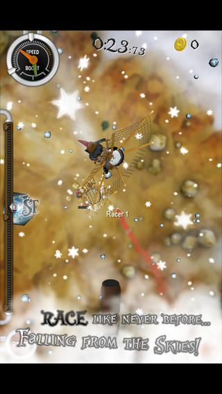 飞天小矮人:Sky Gnomes【下坠竞速】