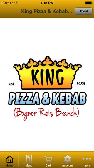 King Pizza Kebab Bognor Regis