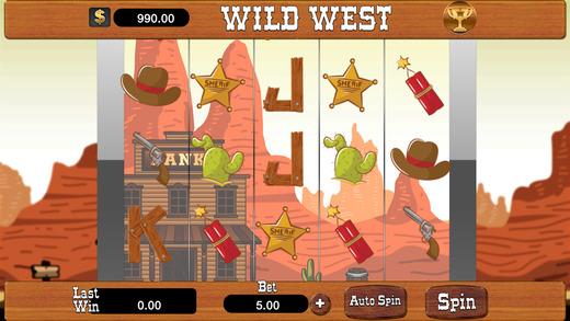 Adventure of USA Cowboy Slots - FREE Slots Game