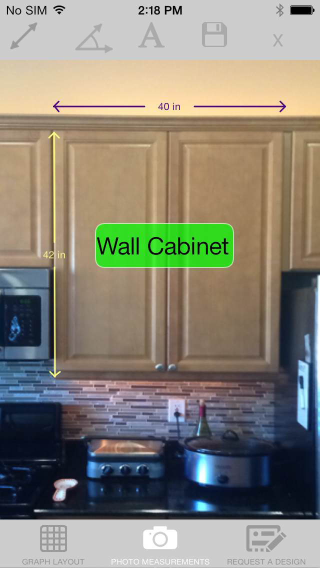 Kitchen Planner Measurement Tools Ios