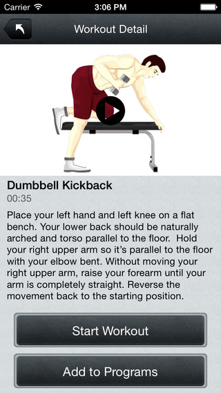Dumbbell Workout Routine Pro