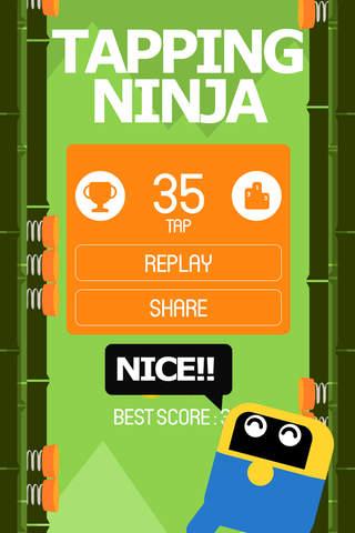Tapping Ninja screenshot 1